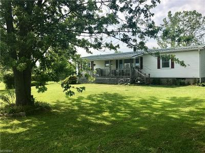 Thompson Single Family Home For Sale: 15540 Valentine Rd