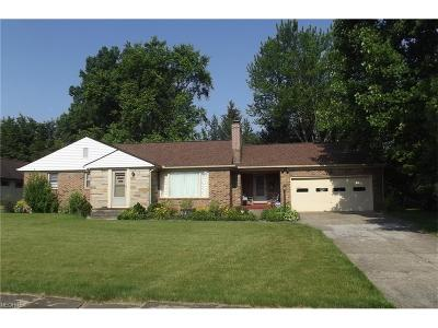 Alliance OH Single Family Home Sold: $112,000