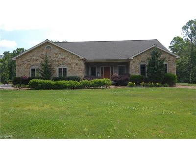 Zanesville Single Family Home For Sale: 1780 Spring Dr