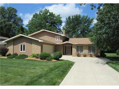 North Olmsted Single Family Home For Sale: 6080 Christman Dr