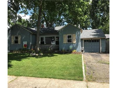 Painesville Single Family Home For Sale: 209 Park Blvd