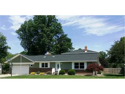 Westlake Single Family Home For Sale: 25850 Melibee Dr