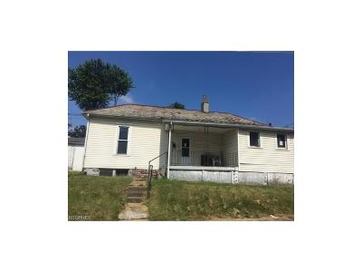 Muskingum County Single Family Home For Sale: 1015 Grace Ave