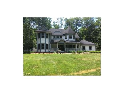 Concord Single Family Home For Sale: 7070 Cascade Rd