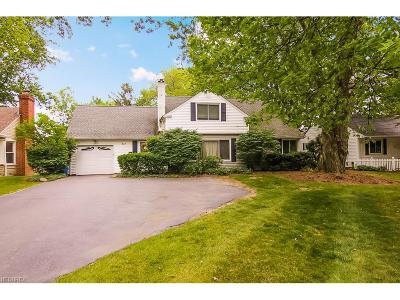 Bay Village Single Family Home For Sale: 527 Bradley