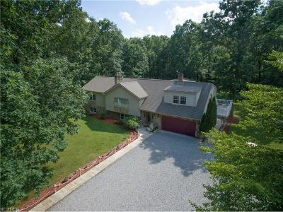 Single Family Home For Sale: 18917 Clarks Mill Rd