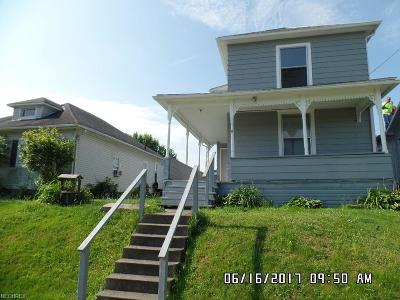 Zanesville Single Family Home For Sale: 1118 Arch St