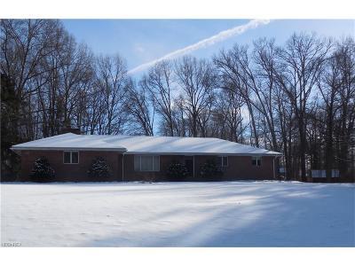 Boardman Single Family Home For Sale: 5011 Lockwood Blvd