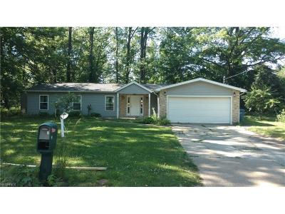 Single Family Home For Sale: 1968 Ridgeland