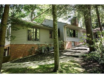 Hunting Valley Single Family Home For Sale: 47000 South Woodland Rd