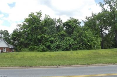 Alliance OH Residential Lots & Land For Sale: $55,000