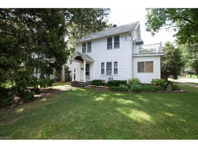 Painesville OH Single Family Home For Sale: $119,900