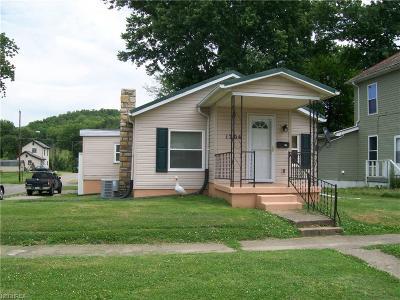Zanesville Single Family Home For Sale: 1204 Moxahala Ave.