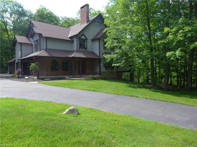 Geauga County Single Family Home For Sale: 17565 Stockton Ln