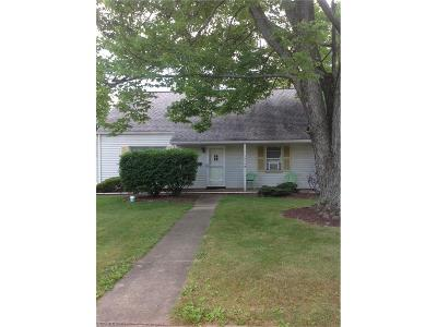 Warren Single Family Home For Sale: 1523 Maplewood St Northeast
