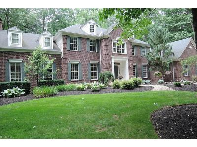 Aurora Single Family Home For Sale: 880 Meadowbrook Dr