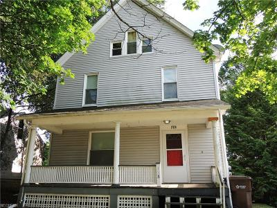 Kent Multi Family Home For Sale: 118 East Crain Ave