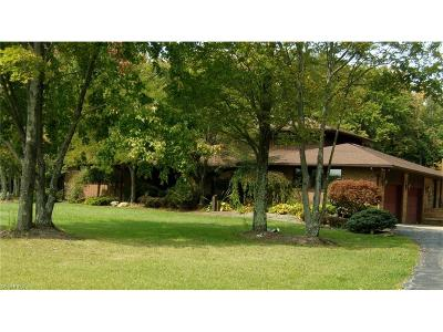 Ashtabula County Single Family Home For Sale: 6103 Leon Rd