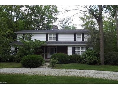 Alliance OH Single Family Home Sold: $157,500