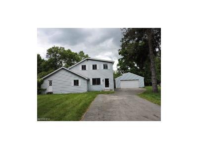 Hubbard Single Family Home For Sale: 6353 Morningside Dr