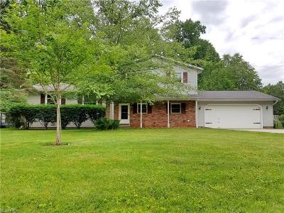 Willoughby Hills Single Family Home For Sale: 2455 Glengate Rd