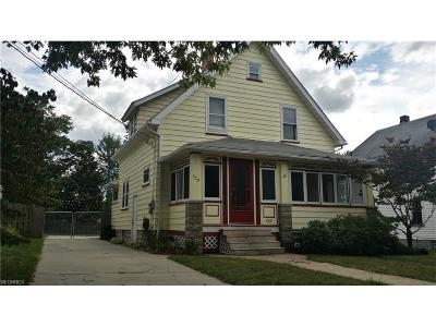Girard Single Family Home For Sale: 329 Forsythe Ave