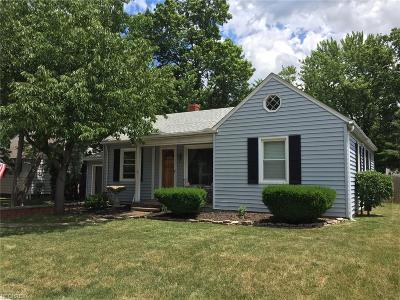 Westlake Single Family Home For Sale: 1895 Columbia Rd