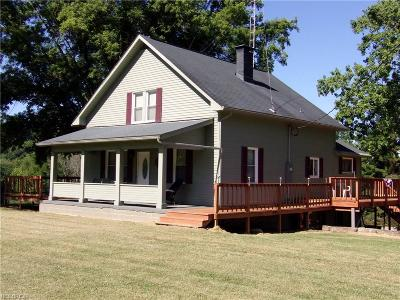 Morgan County Single Family Home For Sale: 1738 State Route 78