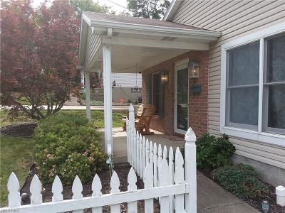 Struthers Single Family Home For Sale: 633 Lincoln Ave