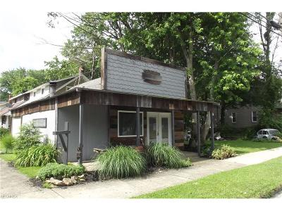Alliance OH Commercial Sold: $12,000