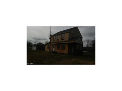 Belpre Single Family Home For Sale: 2101 Rockland Ave