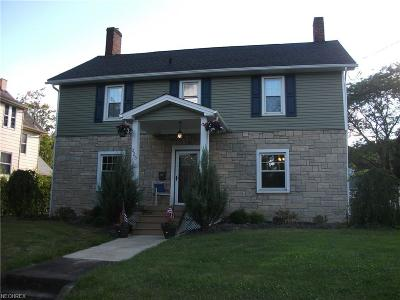 Poland Single Family Home For Sale: 223 North Main St