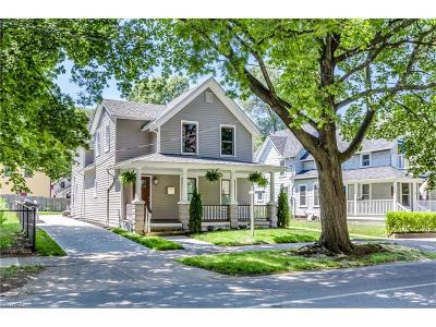 Single Family Home For Sale: 1920 West 44 St
