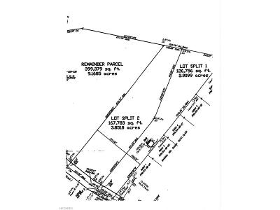 Willoughby Hills Residential Lots & Land For Sale: Sl 1 Pleasant Valley Rd
