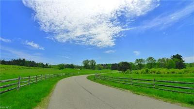 Chesterland Residential Lots & Land For Sale: Sl 1 Hunting Ridge Rd