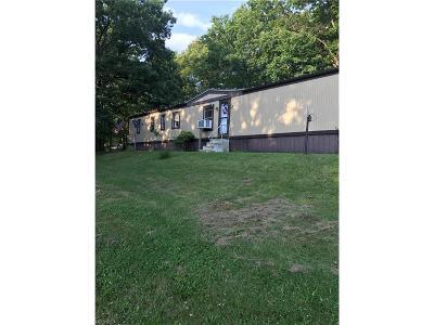 Single Family Home For Sale: 39840 Hazel Run