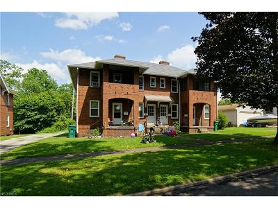 Mcdonald Multi Family Home For Sale: 333 Hayes Ave