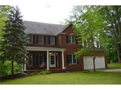 Mentor Single Family Home For Sale: 5951 Center St