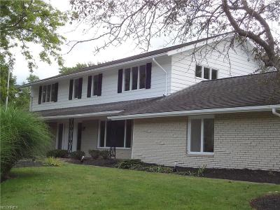 Cuyahoga County Single Family Home For Sale: 32000 Shaker Blvd
