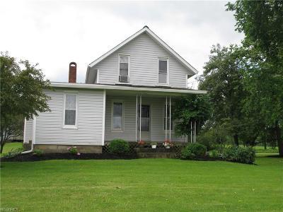 Ashtabula County Single Family Home For Sale: 6548 South Windsor Rd