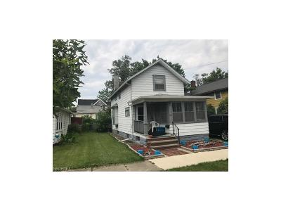 Fairport Harbor Single Family Home For Sale: 405 3rd St