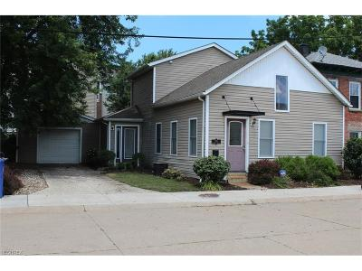 Single Family Home For Sale: 490 Miller Ct