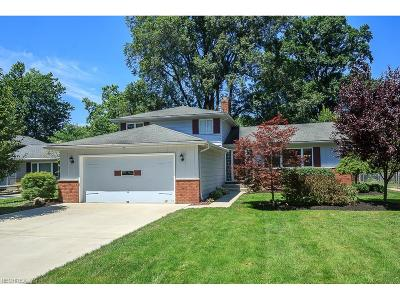 Solon OH Single Family Home For Sale: $214,900