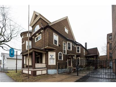 Single Family Home For Sale: 2054 Fulton Rd