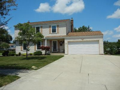 Parma Single Family Home For Sale: 2138 David Ave