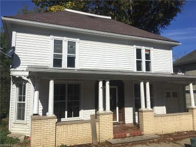 Single Family Home For Sale: 329 Main St