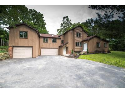 Willoughby Hills Single Family Home For Sale: 37130 Eagle Rd