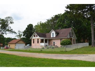 Kent Single Family Home For Sale: 344 Old Forge Rd