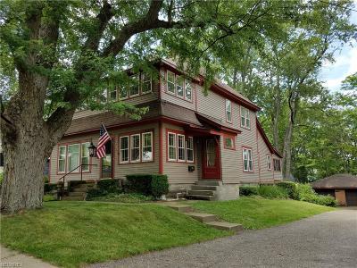 Chardon Single Family Home For Sale: 121 Goodrich Ct