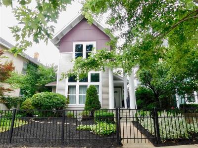 Single Family Home For Sale: 2222 West 40th Pl